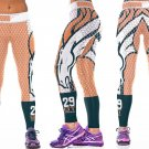 Denver Broncos #29 NFL Football Sports Leggings Womens