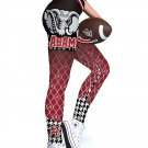 University Alabama Crimson Tide   Women's Leggings NCAA Teams