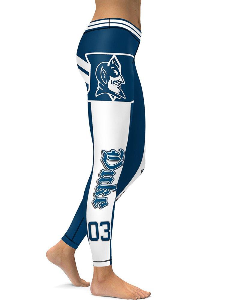 University Duke Blue Devils  Women's Leggings NCAA Teams