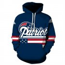 New England Patriots NFL Football Hoodies