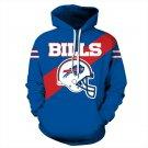 Buffalo Bills NFL Football Hoodies