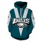 Philadelphia Eagles NFL Football Hoodies
