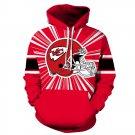 Kansas City Chiefs NFL Football Hoodies