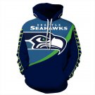 Seattle Seahawks NFL Football Hoodies