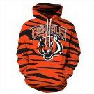 Cincinnati Bengals NFL Football Hoodies