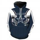 Dallas Cowboys Knights NFL Football Hoodies #2