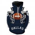 Dallas Cowboys Knights NFL Football Hoodies #3