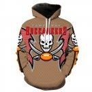Tampa Bay Buccaneers NFL Football Hoodies #2