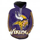 Minnesota Vikings NFL Football Hoodies #2