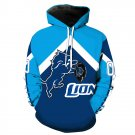 Detroit Lions NFL Football Hoodies #2