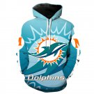 Miami Dolphins NFL Football Hoodies #3