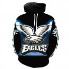 Philadelphia Eagles NFL Football Hoodies #4