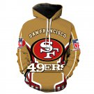 San Francisco 49ers NFL Football Hoodies #2