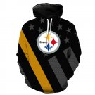 Pittsburgh Steelers NFL Football Hoodies #2