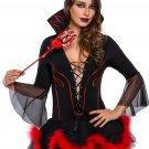 Miss Iblis Devil Costume