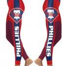 Philadelphia Phillies MLB Basebal New Season Women's Leggings