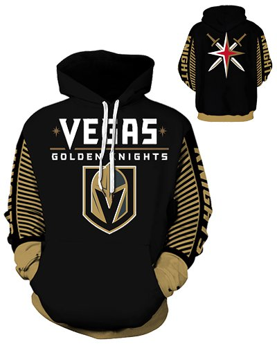 Las Vegas Golden Knights New Season NHL Hockey Hoodies