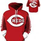 Cincinnati Reds MLB Baseball Hoodies