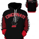 University Cincinnati Bearcats Women's Hoodie NCAA Teams