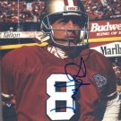 Steve Young Autographed Signed 8x10 San Francisco 49ers Football Photo UACC RD C