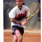 Andre Agassi Autographed Signed 8x10 Mullet Photo UACC RD