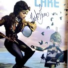 Madina Lake Autographed Signed Warped Tour Poster & Video Proof  AFTAL