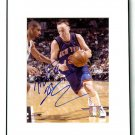 KEITH VAN HORN Signed Autographed BASKETBALL Photo