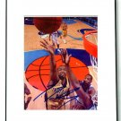 JAMAL TINSLEY Signed Autographed INDIANA PACERS Photo