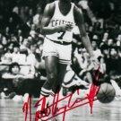 Nate Archibald Signed Boston Celtics Basketball Photo & Proof
