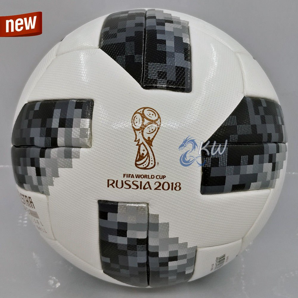 Adidas Telstar 18 - World Cup Russia 2018 FIFA Official Game Ball Soccer REPLICA