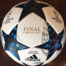 New Adidas UEFA Champions League Cardiff Finale A+ Match Soccer Ball 2017
