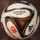 ADIDAS TORFABRIK GERMAN BUNDESLIGA SOCCER BALL 2014-15 THERMAL REPLICA SIZE 5