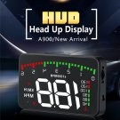 A9 3.5 inch Car HUD: TFT multicolored LED display