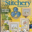 "VINTAGE LOT OF 5  ""THE STITCHERY"" MAGAZINES"""