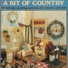 wooden it be a bit of country  ** painting booklet