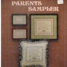 PARENTS SAMPLER ** cross stitch booklet