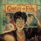 Harry Potter and the Goblet of Fire by J. K. Rowling...