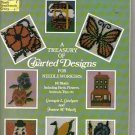 A TREASURY OF CHARTED DESIGNS  FOR CROSS STITCH