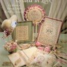 United in love * wedding ** cross stitch booklet