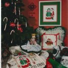 MR AND MRS S. CLAUS IV ^^ CHRISTMAS  ** cross stitch