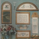 welcomes & farewells ** cross stitch booklet