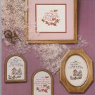 THIS AND THAT - FOR MOTHER AND SISTER ** cross stitch leaflet
