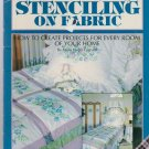 the basics of stenciling on fabric ** project booklet