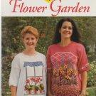FLOWER GARDEN * duplicate stitch ** cross stitch