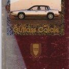 1989 Oldsmobile Owner's Manual (Cutlass Calais)