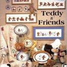 TEDDY 'N FRIENDS TO CROSS STITCH (TEDDY BEARS)