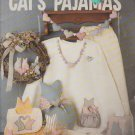 IT'S THE CAT'S PAJAMAS ** sewing project booklet