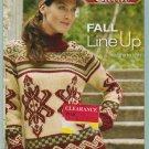 FALL LINE UP ^^^ knitt booklet