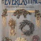 EVERLASTING IMPRESSIONS ** dried flower booklet