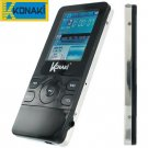 KONAKI 2GB DIGITAL MP3/MP4 PLAYER
